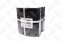 Накладка тормозная (комплект на ось) 410х200 станд. VOLVO F12,FH12,FL7,FL10 (RIDER) (арт. RD 19939STD), rqb1