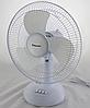 Вентилятор электрический бытовой настольный Domotec MS-1626 /16 для дома и офиса, 3 скорости, фото 5
