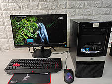 HP Pro 3120 miniTOWER E8400 3.0ГГц/4Гб/160Гб + кардридер., фото 2
