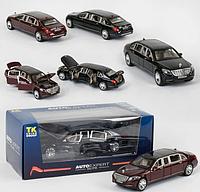 Машинка металлическаяEL 3619