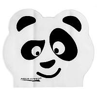 Шапочка для плавания детская Aqua Speed Zoo Latex 5711 (original) для бассейна, латекс