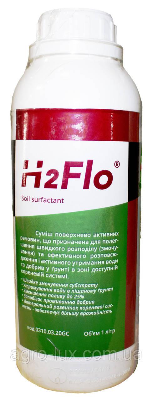 Водный агент/увлажнитель почвы H2Flo, 1л