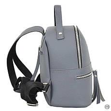 653 рюкзак серый, фото 2