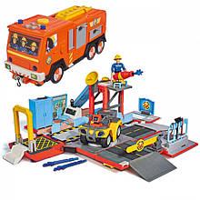 Игрушки из серии Пожарный Сэм