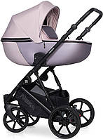 Дитяча універсальна коляска 2 в 1 Riko Nesa 01 Pearl Pink, фото 1