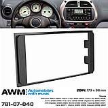 Переходная рамка AWM Toyota (781-07-040), фото 5
