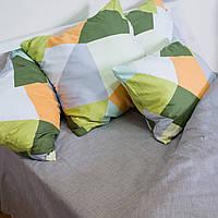 Комплект постельного белья евро сатин, фото 1