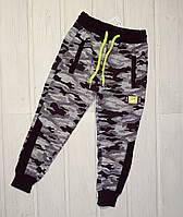 Штаны спортивные для мальчика с манжетами Размеры 110 140