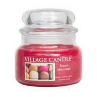 Ароматическая свеча Village Candle Французский макарон (время горения до 55 ч)