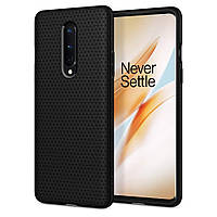 Чехол Spigen для OnePlus 8, Liquid Air, Matte Back (ACS00827)
