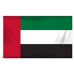 Флаг ОАЭ 60х90см