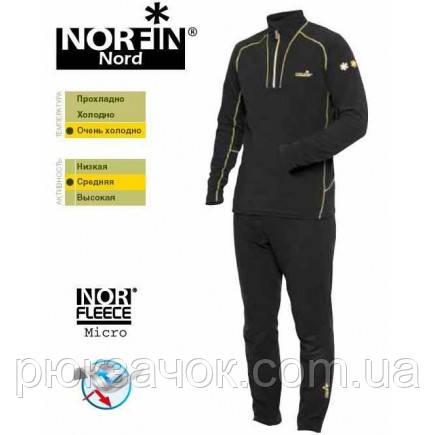 Термобелье NORFIN Nord. Белье микрофлисовое