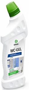 GraSS. Средство для чистки сантехники «WC Gel» 0,75л.