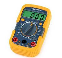 Мультиметр 830 LN, Мультиметр цифровой, Измеритель тока, напряжения, сопротивления,! Акция