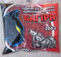 Багіра зерно 200 гр.