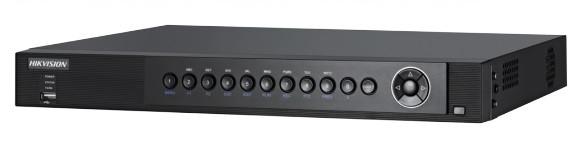 Цифровой HD-TVI видеорегистратор Hikvision DS-7208HQHI-SH