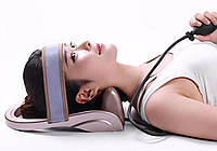 Тренажер для коррекции шейного отдела позвоночник Сervical vertebra traction! Акция