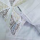 Комплект постельного белья полуторный 1.5 спальный сатин, фото 5