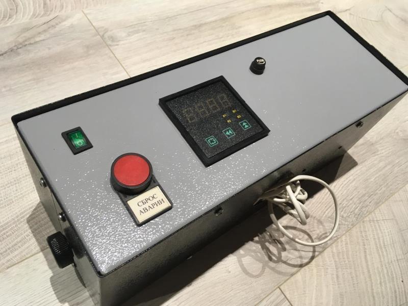 Пульт на котел Колви РП 2-06 ( жаротруб газ котел)