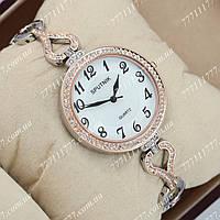 Часы женские наручные Sputnik 995610 Gold-Silver/Gold/White