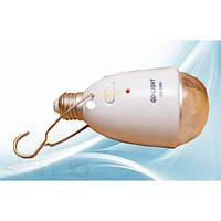 Светодиодная лампа с аккумулятором GDLite GD-5005 с пультом