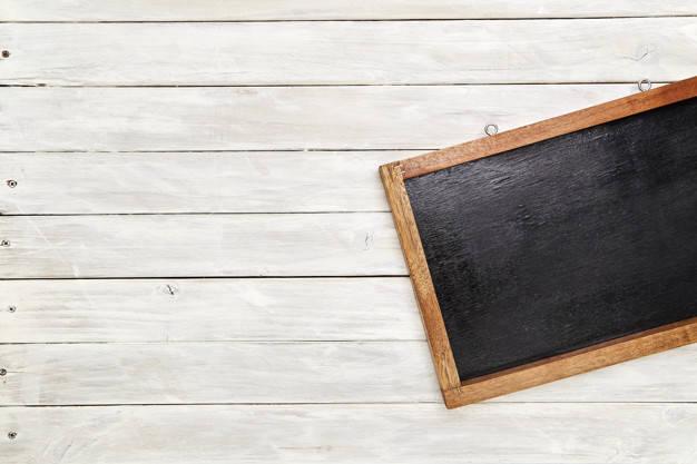 Доска меловая в деревянной раме, фото 2