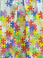 Ткань для штор в детскую Garden Best