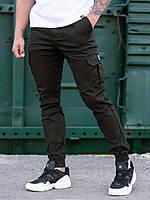 Чоловічі штани карго BEZET Basic khaki'20, фото 1