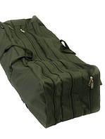 Чехол для карповых удилищ с катушками на три секции 100 см. VA R-53 Сверхпрочный водонепроницаемый материал.