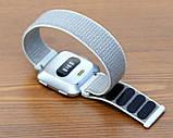 Нейлоновий ремінець Primolux для годин Fitbit Versa / Versa 2 / Versa Lite - White, фото 4