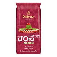 Кофе в зернах Dallmayr Crema d'Oro Selektion des Mexico 1 кг