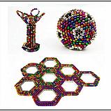 Neo Cube Нео Куб 5мм цветной Радуга, фото 5