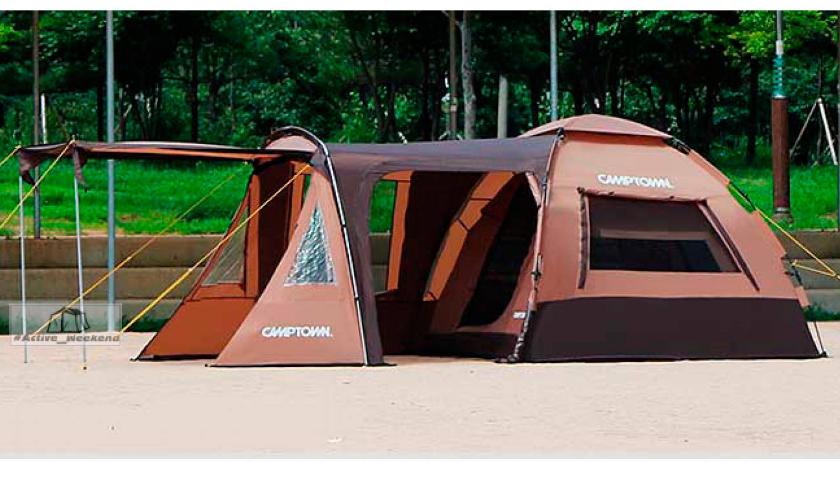 Кемпинговая Палатка Camptown Ultra 300A
