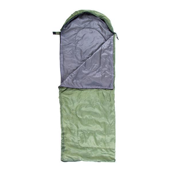 Спальный мешок Green camp 200гр/М2 S1004-GR