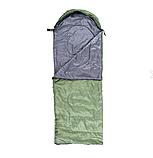 Спальный мешок Green camp 200гр/М2 S1004-GR , фото 3