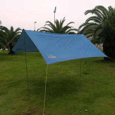 Тент Green Camp GC0281B, синий