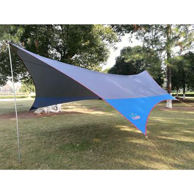 Тент Green Camp GC0886B, синий