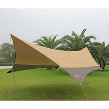 Тент Green Camp GC0886Y, песочный