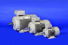 Электродвигатели 0.75кВт, 3х230/400В