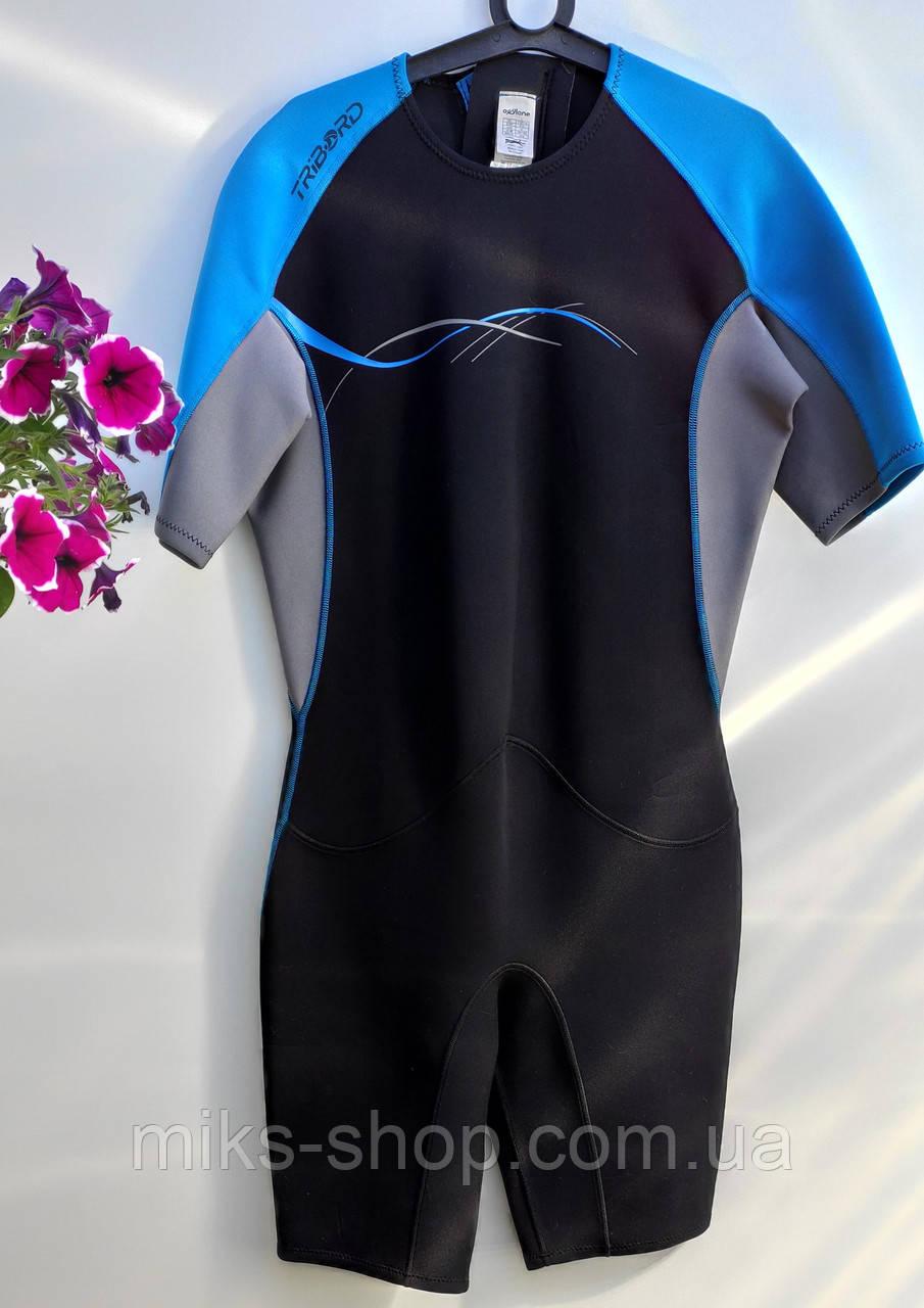 Мужской фирменный гидрокостюм oxylaqne размер 52 (у-150)