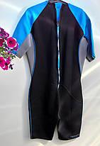 Мужской фирменный гидрокостюм oxylaqne размер 52 (у-150), фото 3