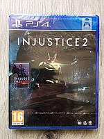 Injustice 2 (рус. суб.) PS4