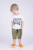 Шорты для мальчика Hart (рост 110) цвет хаки