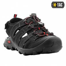 M-Tac сандали кожаные черные, фото 2