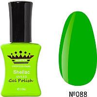 Гель-лак Master Professional 10 ml №088 Сочный зеленый