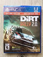 Dirt Rally 2.0 (англ.) PS4, фото 1