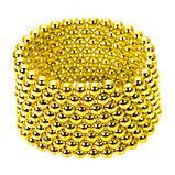 Головоломка Нео куб Neo Cube 5 мм Магнитный Золотой, фото 7