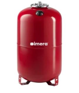 Расширительный бак Imera RV 50 L вертикальный (с ножками) Италия