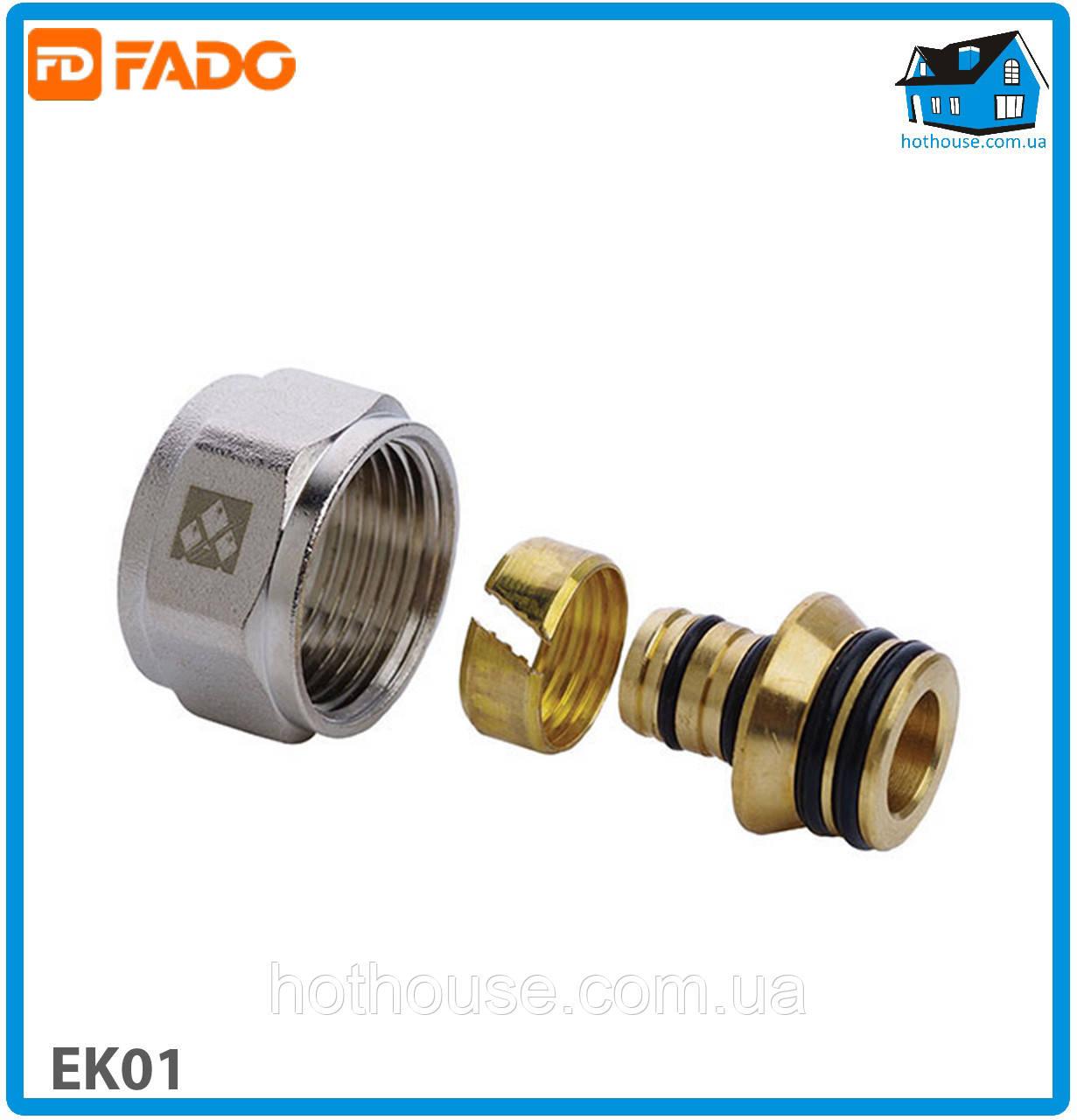 """Евроконус FADO EK01 FLOOR 16x3/4"""""""