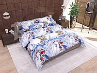 Комплект двуспального постельного белья   Постельное белье из бязи   Бязь GOLD LUX  